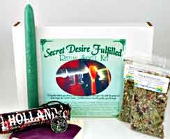 Do it Yourself Voodoo Spells / Ritual Kits