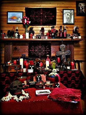 Voodoo Love Spells & Voodoo Dolls